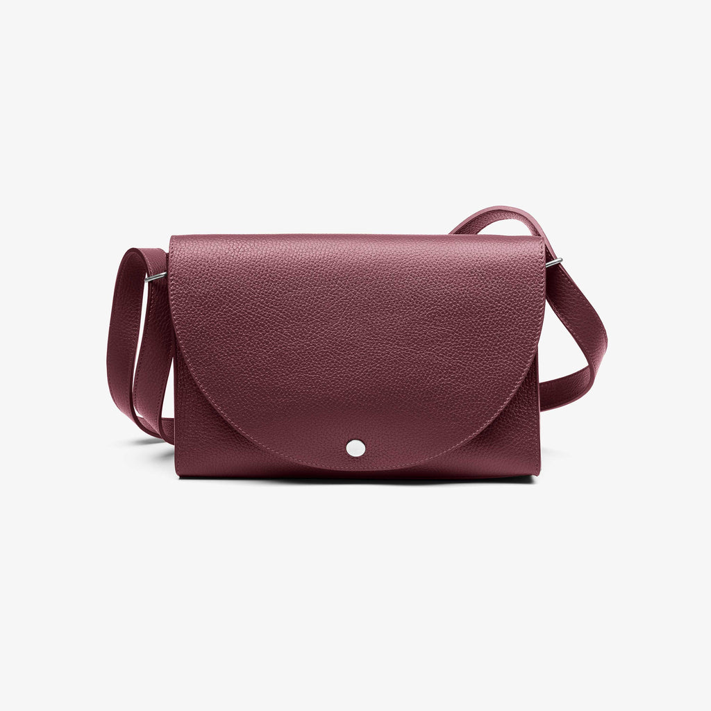 Perfect Little Bag - Aubergine