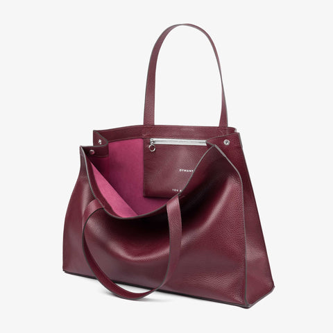 Perfect tote - Aubergine