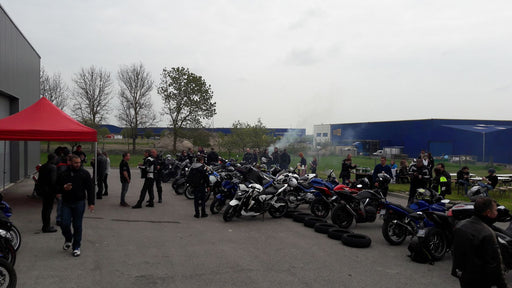 MotoPort Troyes - Barbecue du 22/04/2017