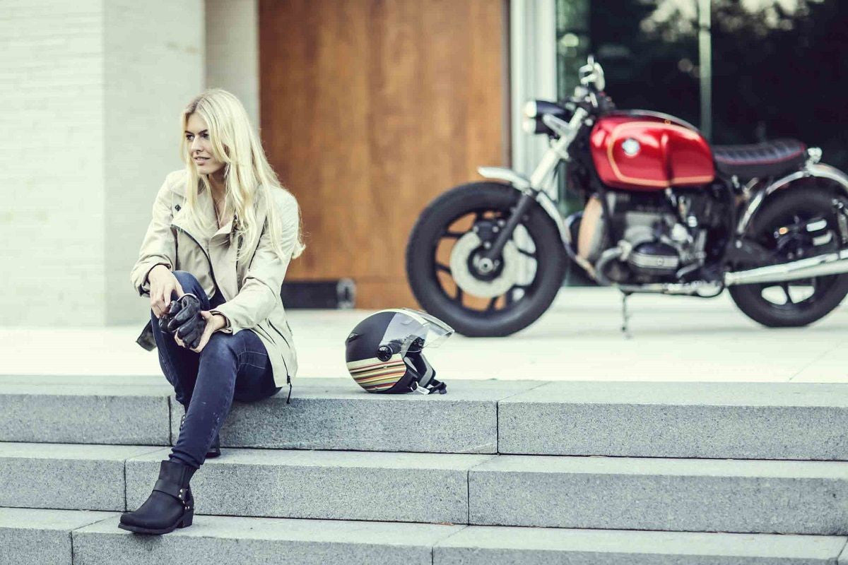 Collection moto femme Difi