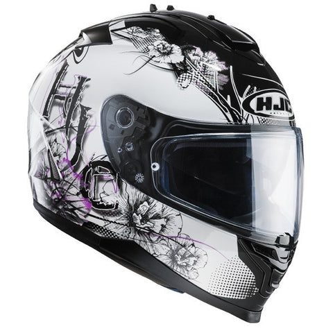 HJC casque IS-17 Barbwire