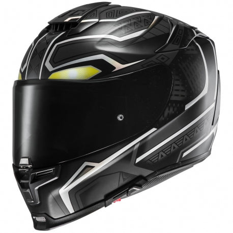 HJC casque RPHA 70 Black Panther
