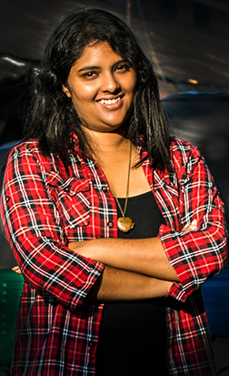 AOD Motion Graphics & Animation Student Poornima Meegammana's Talent Recognised on BBC
