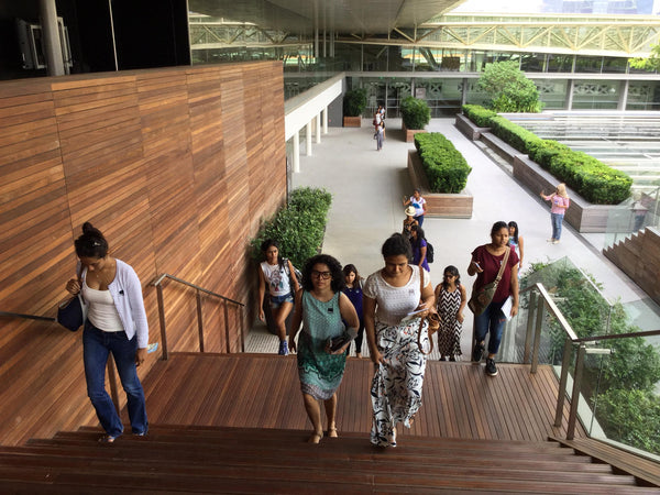 AOD Study Tours Overseas Takes Students to Explore the Asian Design Hubs Hong-Kong and Singapore