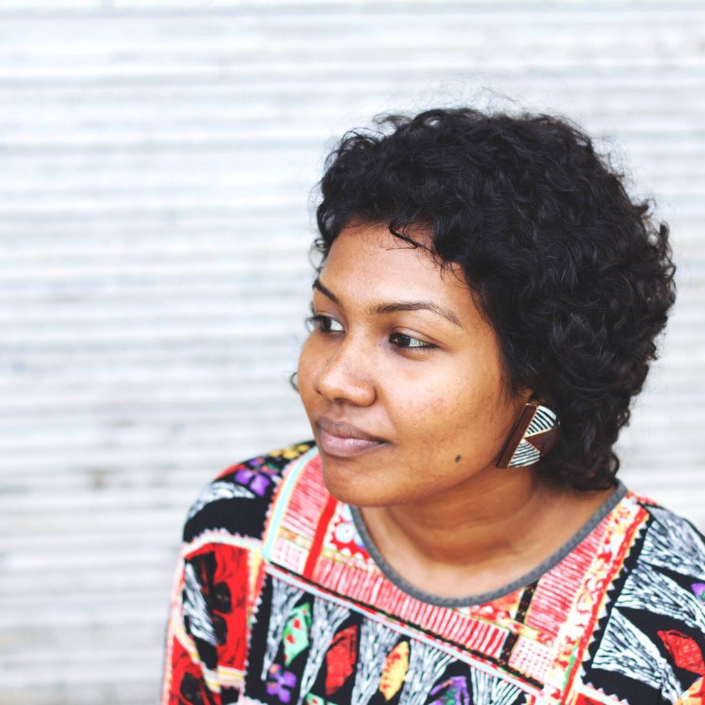 AOD Graduate and Lecturer, Chani Perera; influencing the new generation of Visual Communication Designers
