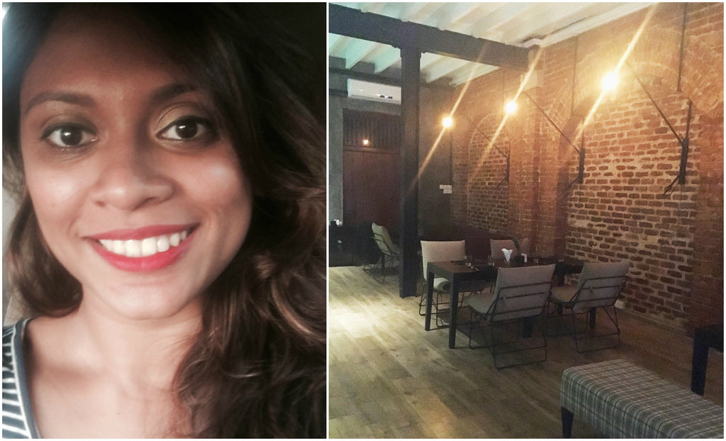 AOD Alumni Radhia Hassen; Breaking Stereotypes and Originating New Possibilities in Interior Design