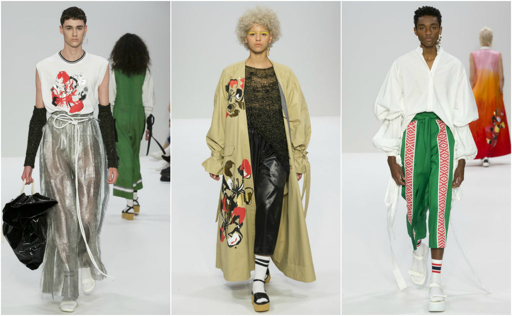 SHOW INSIGHT: AMESH by FASHION SCOUT LONDON