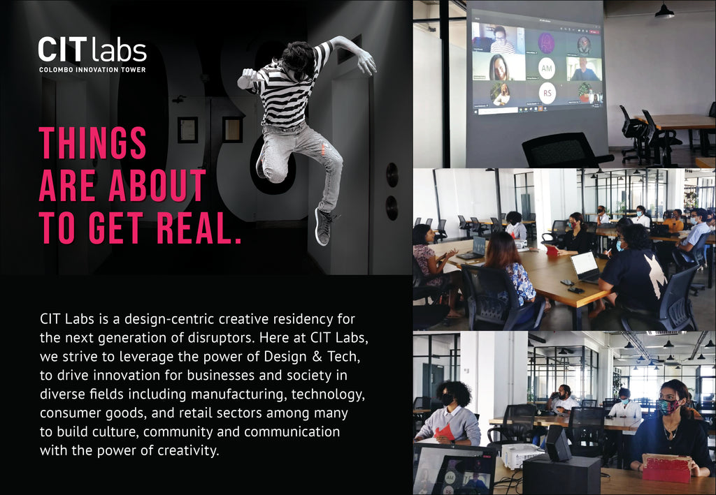 AOD pioneers new role of future education as 'Career Creator' in partnership with CIT Labs at the Colombo Innovation Tower