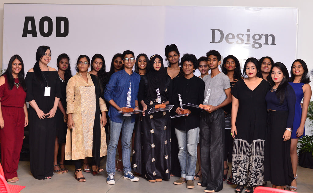 AOD inspires young minds to explore their creativity and passion for Design