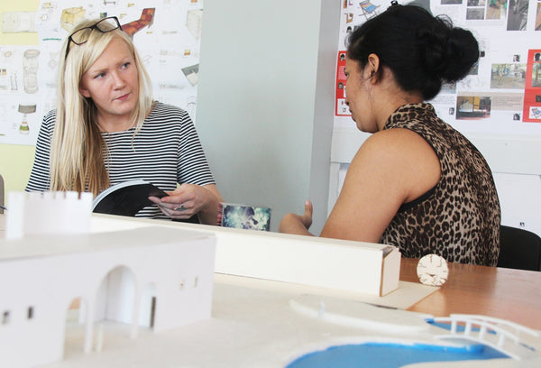 Interview / Lucy Marlor -Senior Interior Design Lecturer at Northumbria UK visiting AOD
