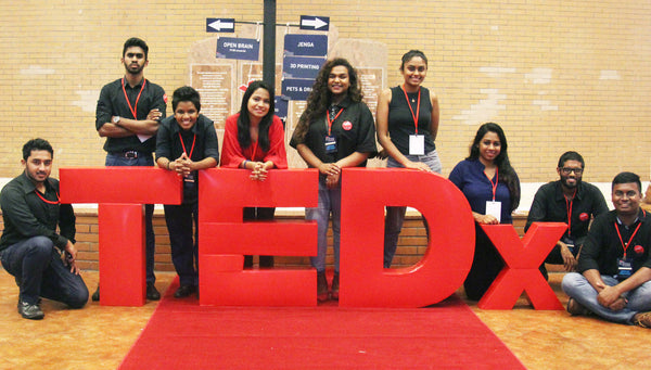 AOD Designs Social Spaces to Channel a Blueprint for Change at TEDx Colombo 2016