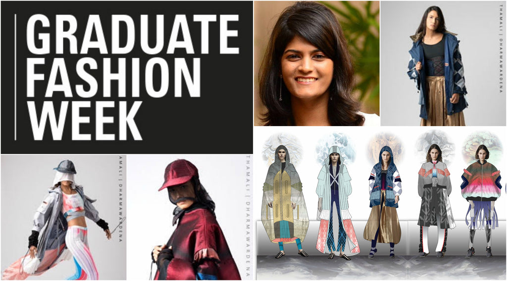 AOD, Only Sri Lankan Design School to show at London Graduate Fashion Week