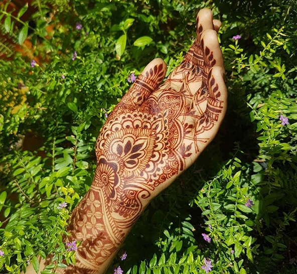 Henna by Shanu – A love for the intricate of henna designs