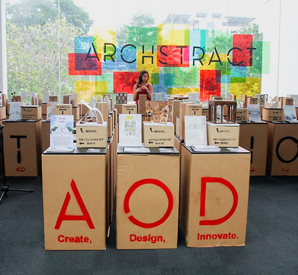 Archstrast: AOD | School of Design presents Iconic World Architecture in Colombo