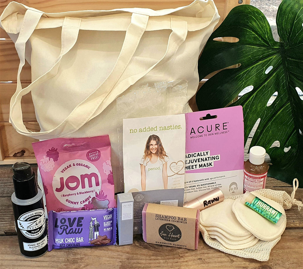 ORGANIC MAKE-UP & ECO-HOME CHARITY GOODY BAG LAUNCH – GRAB YOURS NOW!