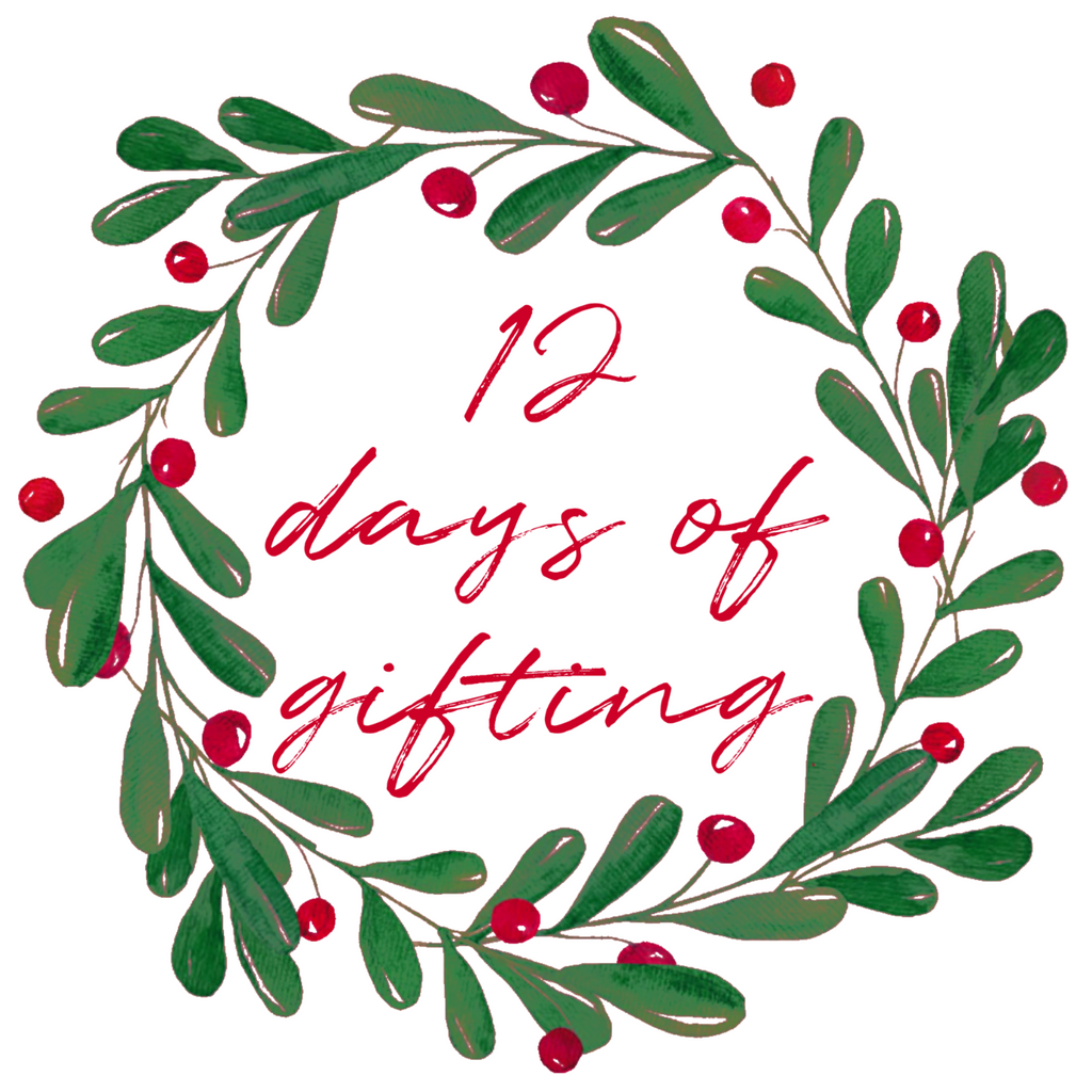 12 Days of Gifting 2018