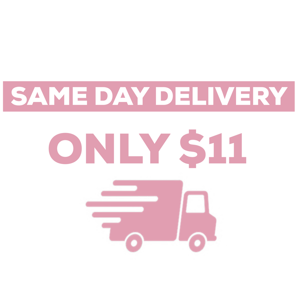 Same Day Delivery Available!