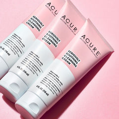 Acure Soothing Cream Cleanser - Suitable for sensitive skin