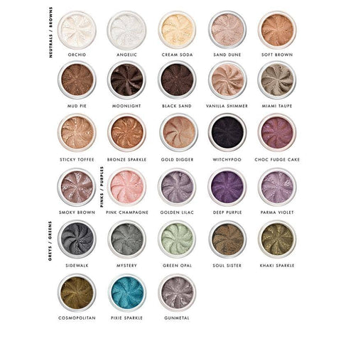 Lily Lolo - Mineral Eye Shadow - Miami Taupe (1.5g)