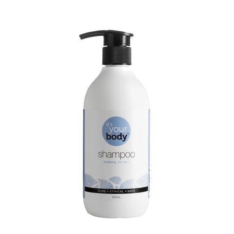 Abode - It's Your Body Shampoo - Normal to Oily Hair (500ml)