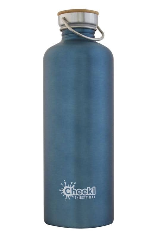 Cheeki - Thirsty Max Single Wall - Teal (1.6L)