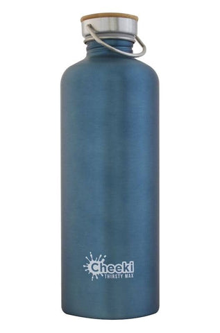 Cheeki - Thirsty Max Single Wall - Teal 1.6L