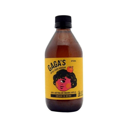 Gaga's - Apple Cider Vinegar (375ml)
