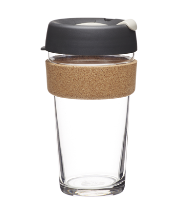 KeepCup - Cork Brew Coffee Cup - Press (16oz)