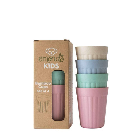 Emondo Kids - Eco Cups (Set of 4)