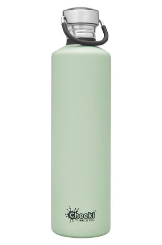 Cheeki - Classic Single Wall Bottle - Pistachio (1L)