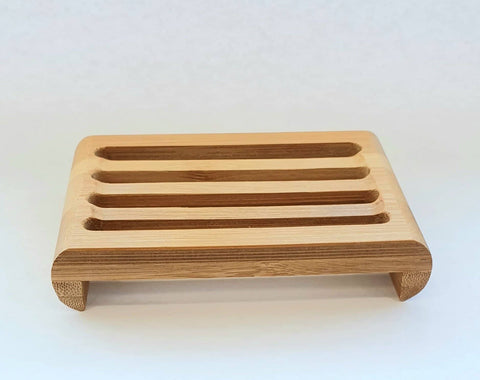 Bare & Co. - Bamboo Soap Dish - Rise