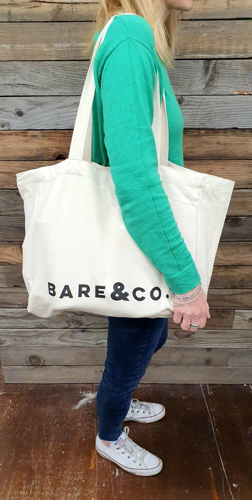 Bare & Co. Organised Pocket Shopper Tote   Stay At Home Mum