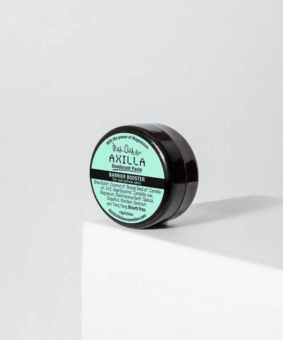 Black Chicken - Axilla Deodorant Paste - Barrier Booster (Travel Size 15g)