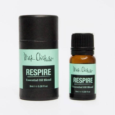 Black Chicken - Essential Oil Blend - Respire (9ml)