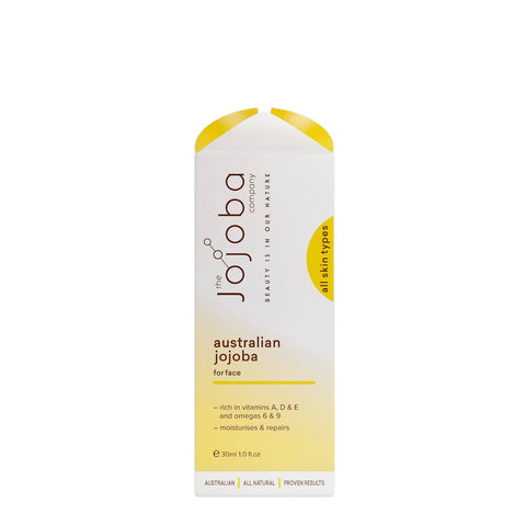 The Jojoba Company - Australian Jojoba Oil for Face (30ml)