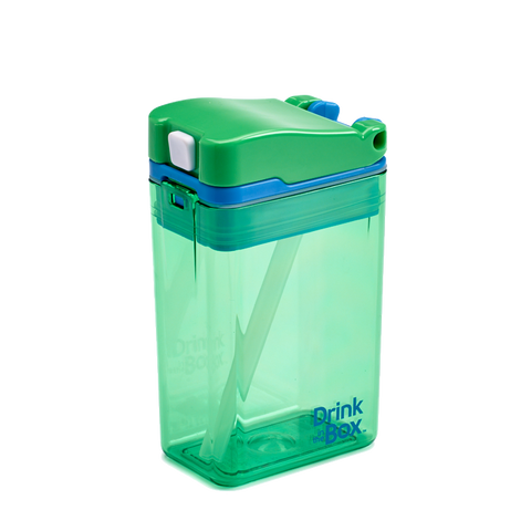 Drink In The Box - Green/Blue (235ml)