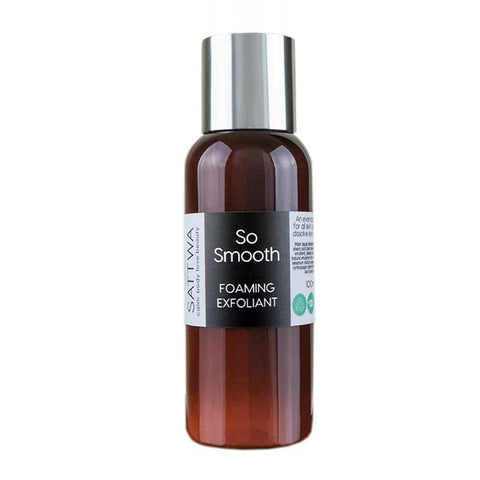 Sattwa - So Smooth Foaming Exfoliant 100ml
