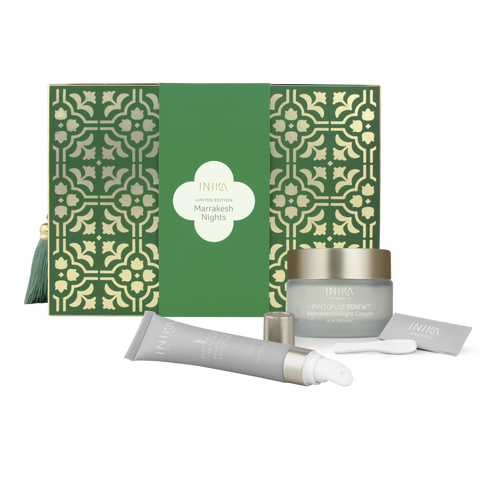 Inika Organic - Limited Edition Marrakesh Nights Set