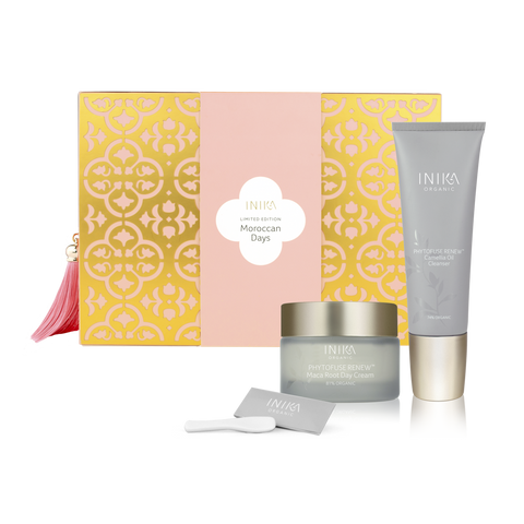 Inika Organic - Limited Edition Moroccan Days Set