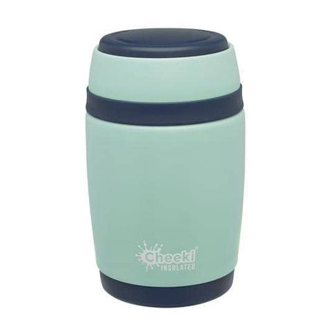 Cheeki - Insulated Food Jar - Pistachio (480ml)