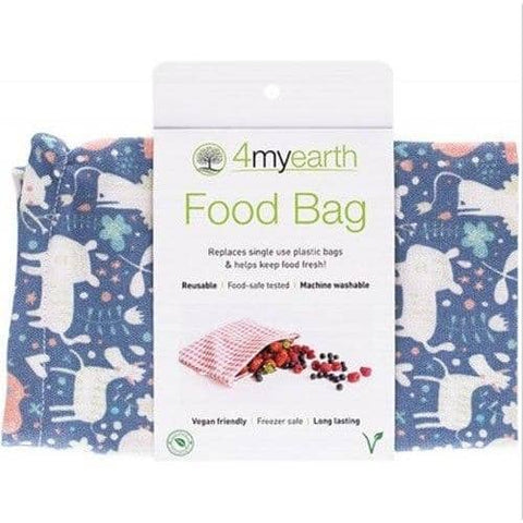 4myearth - Food Bag - Animals