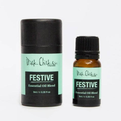 Black Chicken - Essential Oil Blend - Festive (9ml)