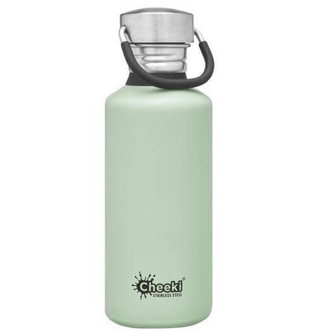 Cheeki - Classic Single Wall Bottle - Pistachio 500ml