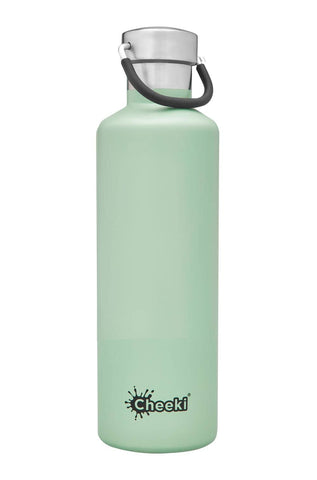 Cheeki - Classic Insulated Bottle - Pistachio (600ml)