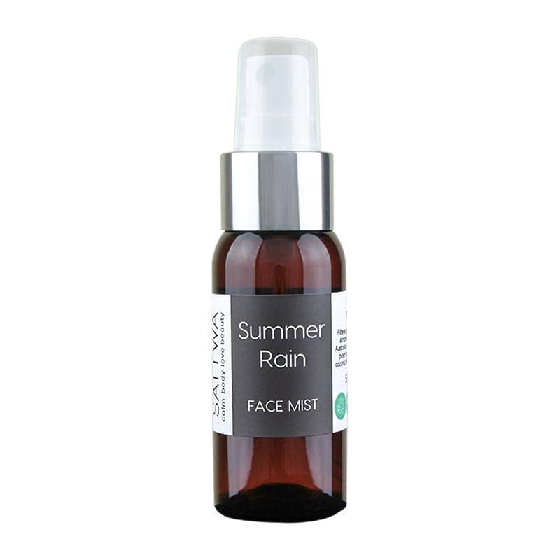Sattwa - Summer Rain Face Mist Travel Size 50ml