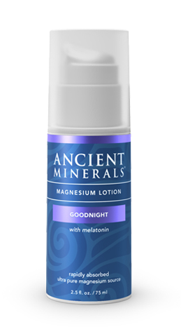 Ancient Minerals - Magnesium Lotion - Goodnight (75ml)