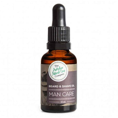 The Australian Natural Soap Company - Man Care Oil (25ml)