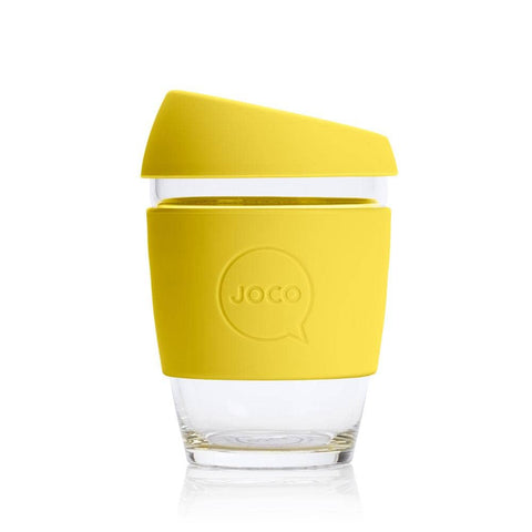 JOCO - Reusable Glass Cup - Meadowlark (Regular 12oz)