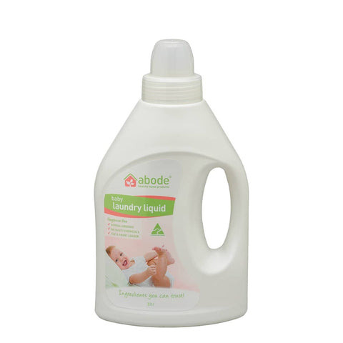 Abode - Laundry Liquid - Baby Fragrance Free (1L)