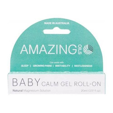 Amazing Oils Baby Calm Gel Roll On - 20ml